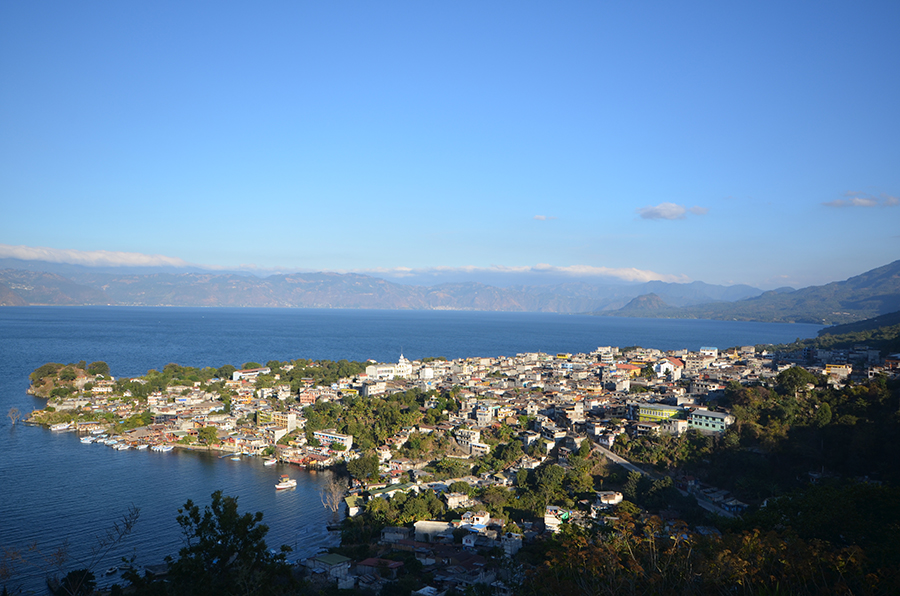San Pedro La Laguna, Lake Atitlan Guatemala
