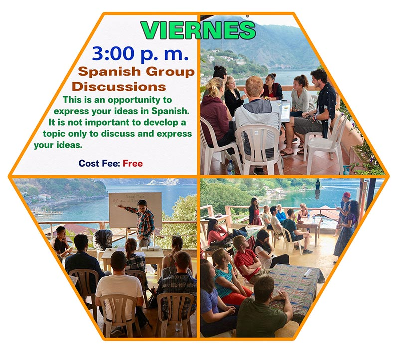 things-to-do-in-lake-atitlan-5-VIERNES-SPANISH-GROUP-DISCUSSION